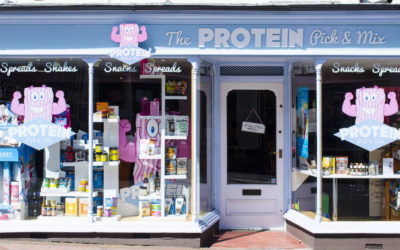 protein pick and mix