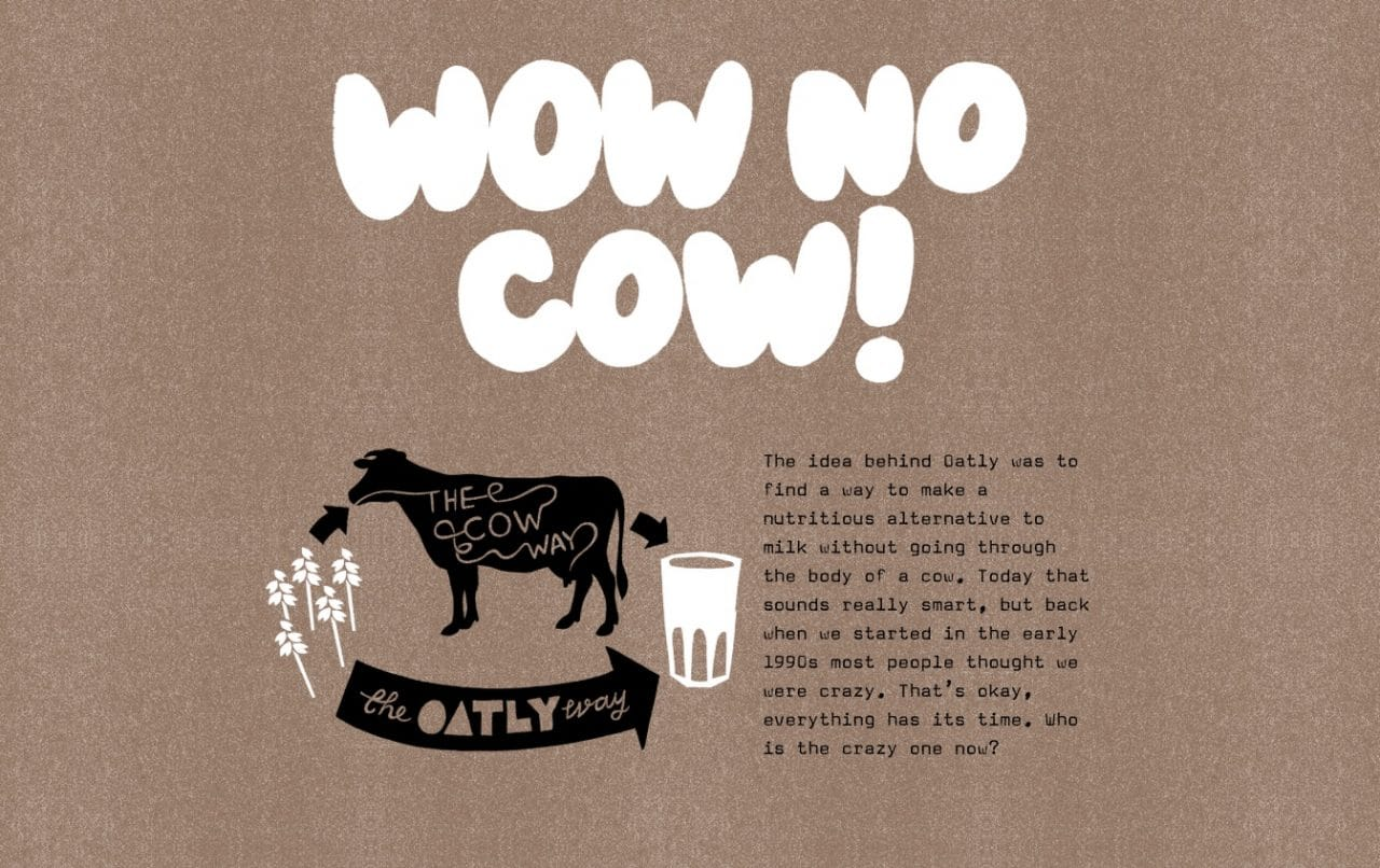 Oatly Hit By Legal Action From Swedish Dairy Producers