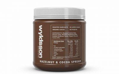 Wyldsson Hazelnut and Cocoa Spread 5